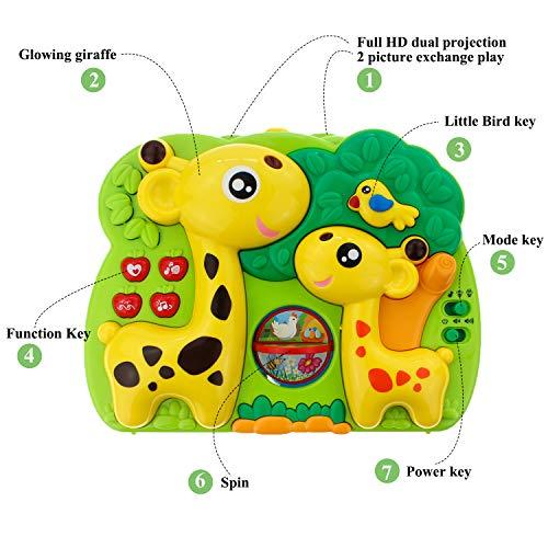 Music & Sound – Giraffe Dream Soother Crib Toy – INvench 2